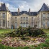 The Chateau De Arcy-sur-Cure