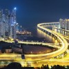 Busan Light Trails - Workflow Included