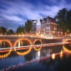 Bright Lights of Amsterdam