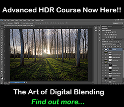 Digital Blending HDR Tutorial