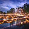 Bright Lights of Amsterdam