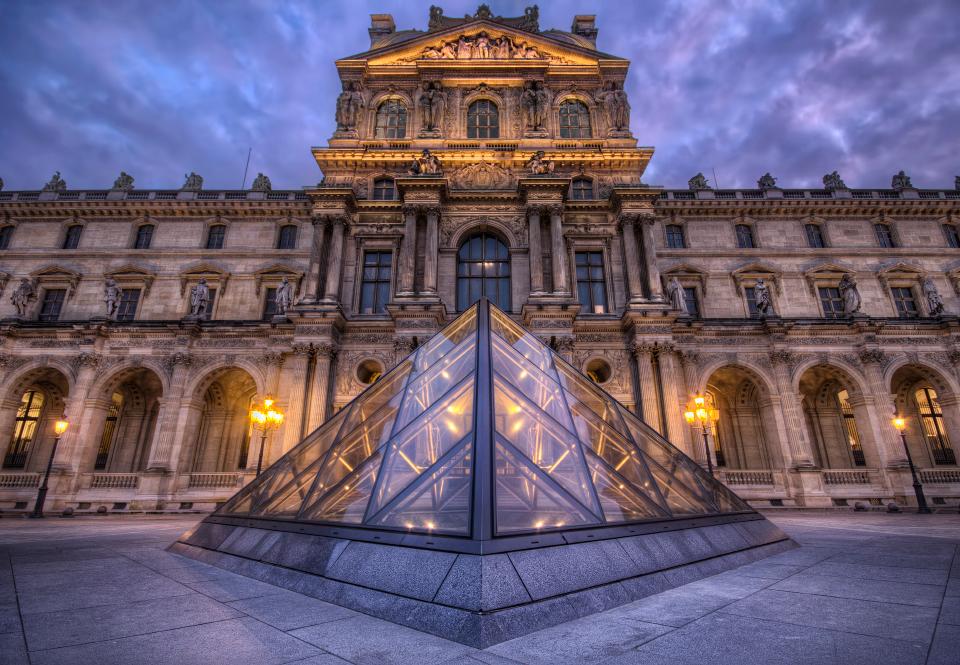 Le Louvre - TSL - Post-Processing & HDR BlogTSL – Post ...