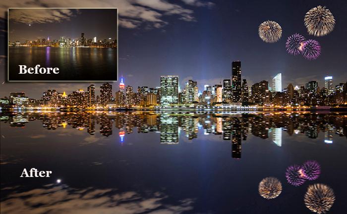 1 NYC Skyline