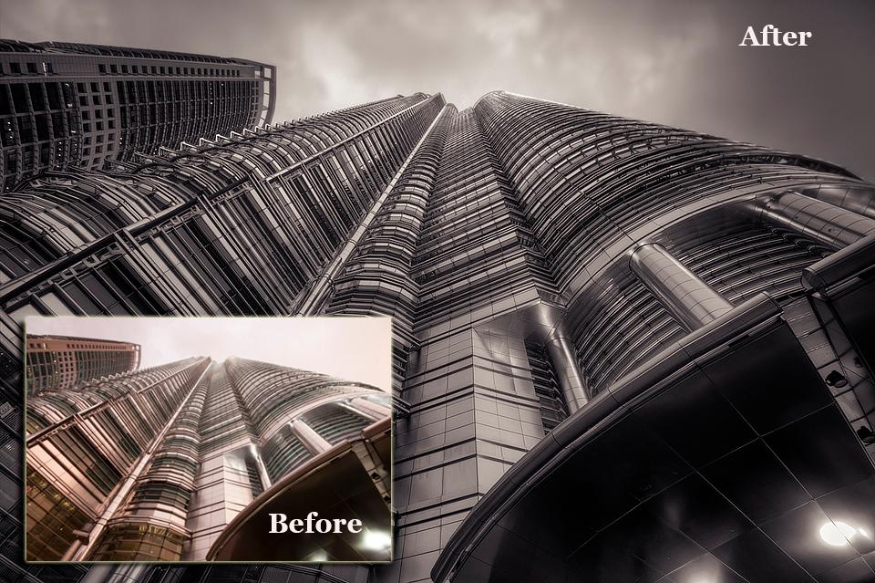 1. Petronas towers