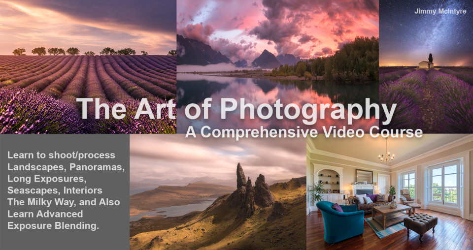 My New Course Is Now Here - TSL - Post-Processing & HDR